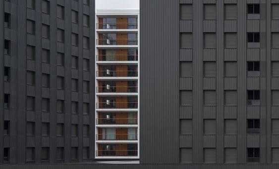 Galeria - Novo conjunto habitacional de interesse social em Vitoria-Gasteiz / ACXT Arquitectos - 26