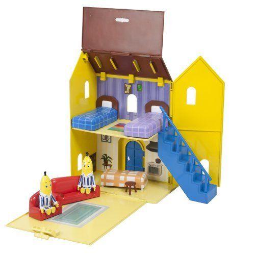 Bananas In Pyjamas Funhouse Playset by Golden Bear. $47.12