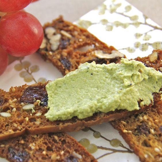 The Café Sucré Farine: Edamame Hummus