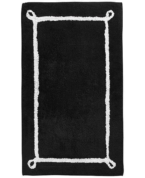Main Image Black Bathroom Rug Bath Rugs Kate Spade Bedding
