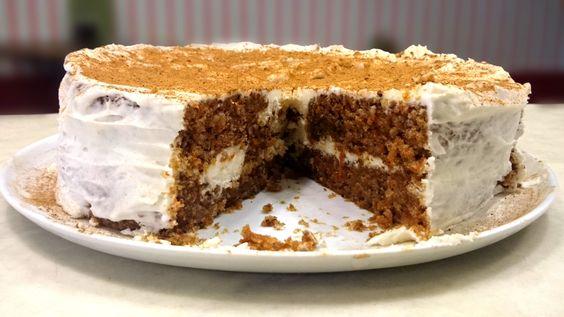 Carrot Cake, nuestro secreto más preciado.