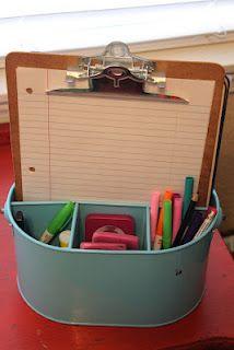Homework Bucket
