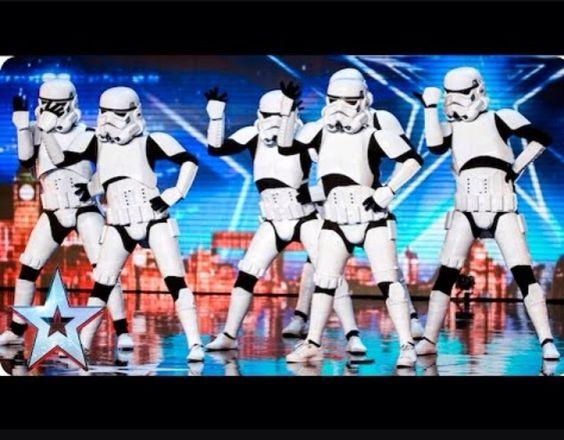 BEST DANCE CREW EVER!!! Boogie Storm.