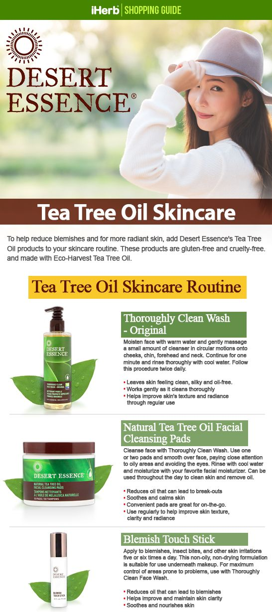 Desert Essence Tea Tree Oil Skincare Routine Tea Tree Oil Face Tea Tree Oil Tea Tree Oil For Acne