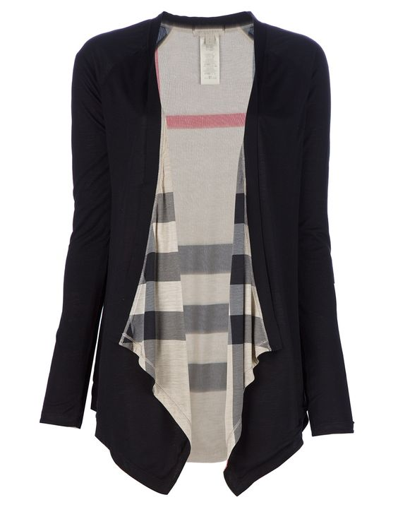 Yes Please! Drape cardi - Burberry