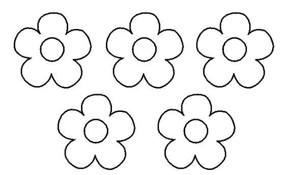 knutselen bloemen and on