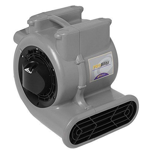 Proteam 107132 Problitz Air Mover Fan Carpet Dryer High Velocity Blower Fan Floor Dryer With Collapsible Fans For Sale Blower Fans Vacuum For Hardwood Floors