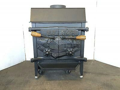 Wood Stove Grizzly Wood Stove