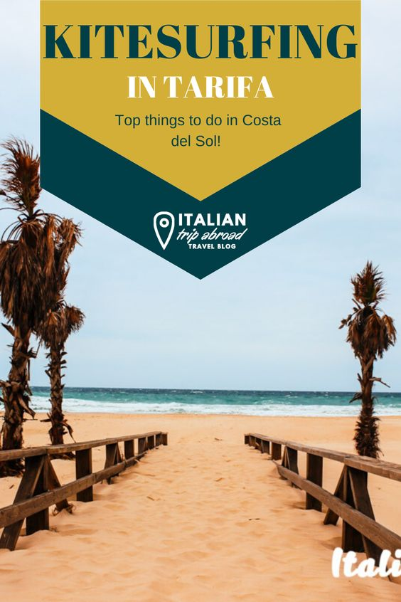 Kitesurfing in Tarifa | Things to do in Costa del Sol