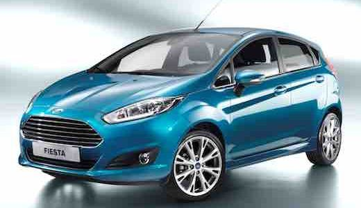 2021 Ford Fiesta Ford Fiesta Car Rental Car