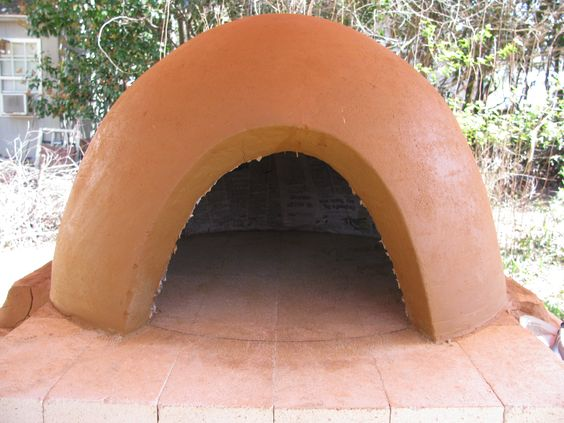 Lovely High Resolution Image: Door Design Outdoor Pizza Oven 2272x1704 Cob Oven  Build Forno Bravo Forum