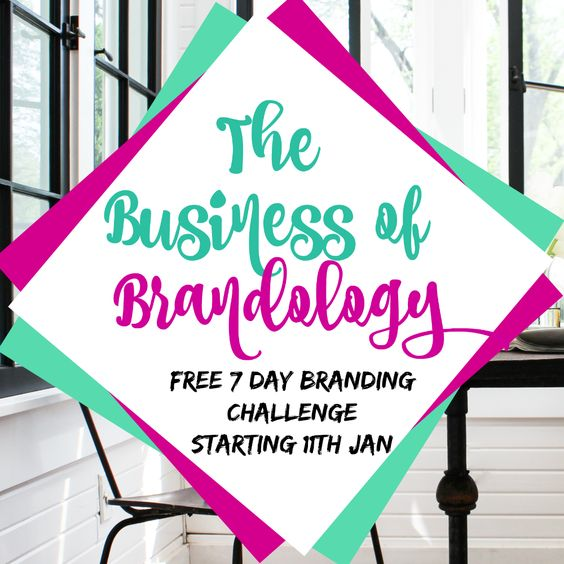FREE 7 DAY CHALLENGE TO BUILD YOUR BUSINESS & BRAND - SIGN UP TODAY!  http://bit.ly/brandology7daychallenge