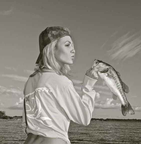 Fish and brooke d 39 orsay on pinterest for Brooke thomas fishing