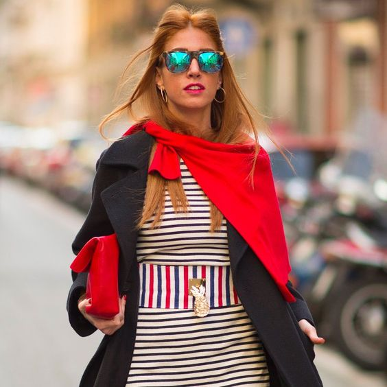 Pin for Later: Ciao Bella! Der beste Street Style der Milan Fashion Week