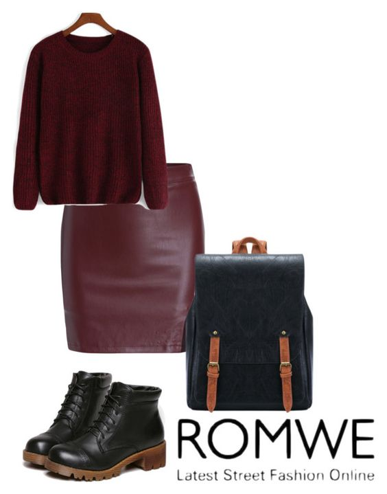 """""""romwe contest"""" by sarah5462-1 ❤ liked on Polyvore"""