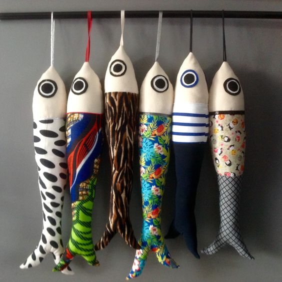Banc de sardines !