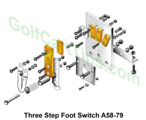 3 Speed Cushman Golf Carts Diagram Wire