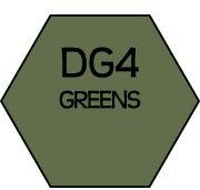 Spectrum Noir Alcohol Marker Greens - DG4.    $2.95