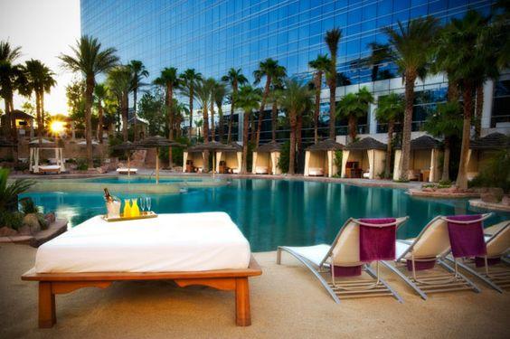 The Hard Rock Hotel and Casino in Las Vegas Nevada