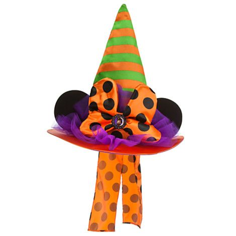 halloween disney hat
