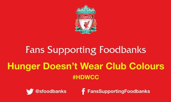 Fans Supporting Foodbanks returns for new season