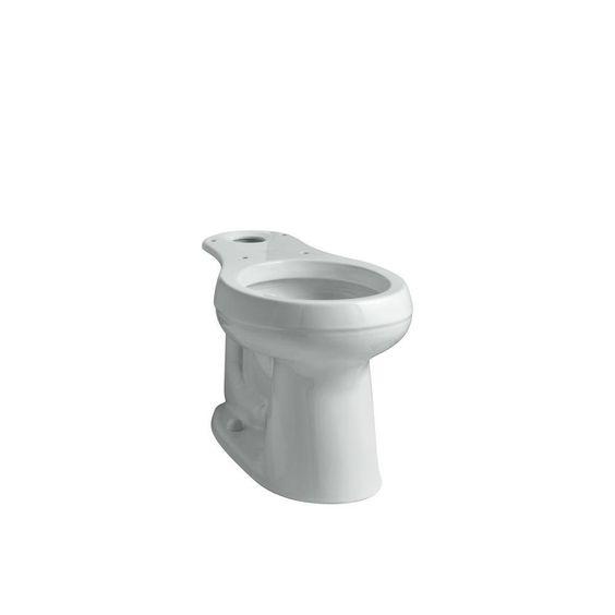 Kohler Cimarron Round Toilet Bowl