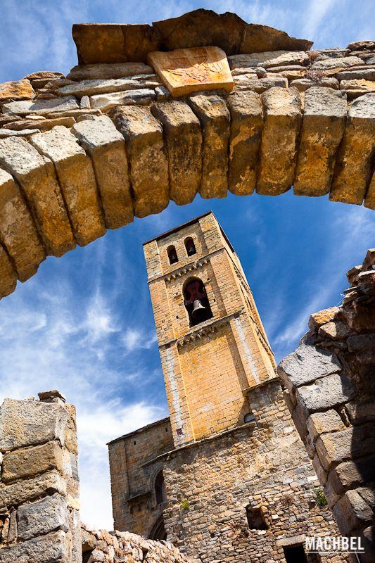 Montañana, un auténtico pueblo medieval en Aragón