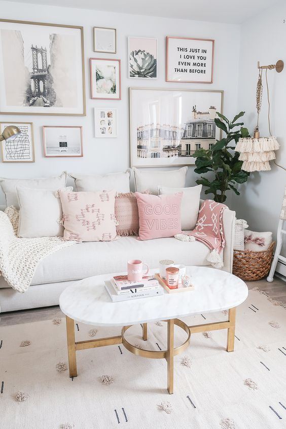 Easy Blush Furniture Decoration