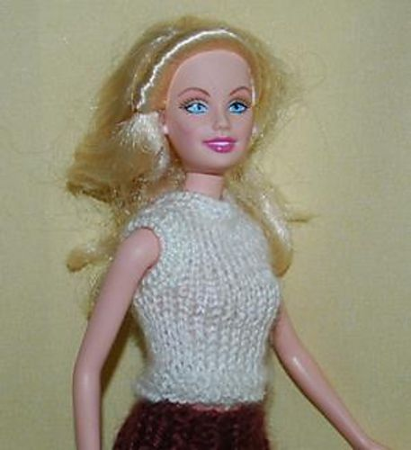 Free Pattern Barbie Dolls Pinterest Barbie Free Pattern And