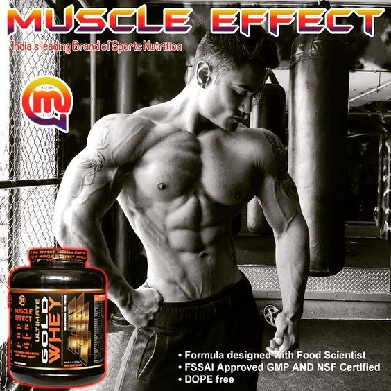 Muscle Effect Gold Whey #protein #supplement #health #fitness #recovery