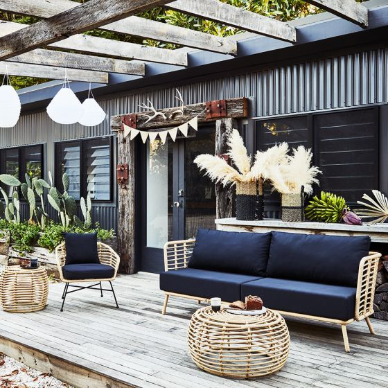 Calico Ottoman Coffee Table Used Outdoor Furniture House And Home Magazine Outdoor Furniture