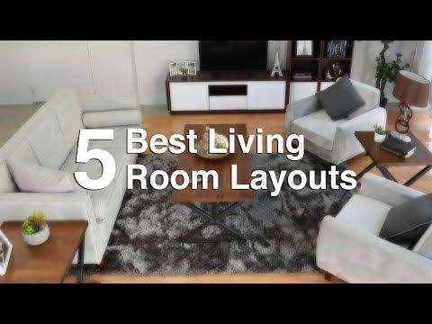 5 Best Living Room Layouts Mf Home Tv Youtube In 2020 Livingroom Layout Room Layout Living Room Design Small Spaces