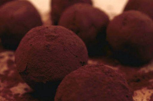 Recetas de Trufas de Chocolate 2ª parte