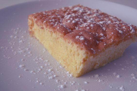 Dessert Light : Biscuit de Savoie l Blog mode et lifestyle | Vintage Touch Blog