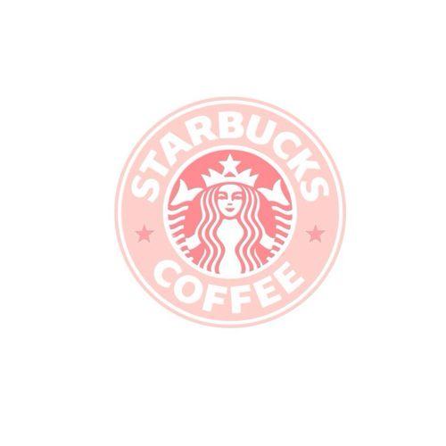 Pink Starbucks Transparent
