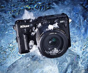 Nikon 1 introduces the first ever interchangeable lens camera that's completely waterproof up to 49 feet in their AW 1.