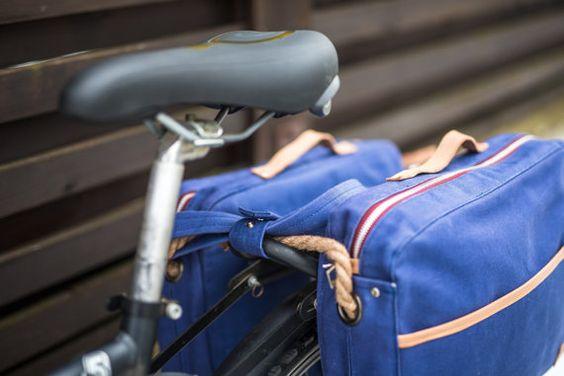 Homme à bandoulière sac Messenger sac courrier par marikoproducts