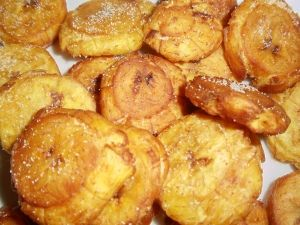 Tostones (Fried Plantians) inspired by The Brief Wonderful Life of Oscar Wao.
