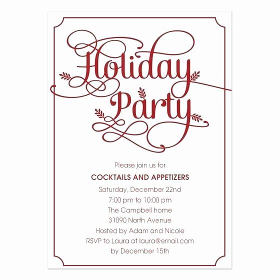 Free Holiday Party Invitation Template New Work Holiday Party Invit Party Invite Template Holiday Party Invitation Template Christmas Party Invitation Template