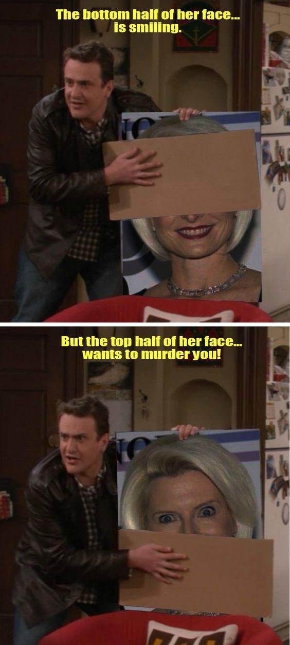 Oh, Marshall!