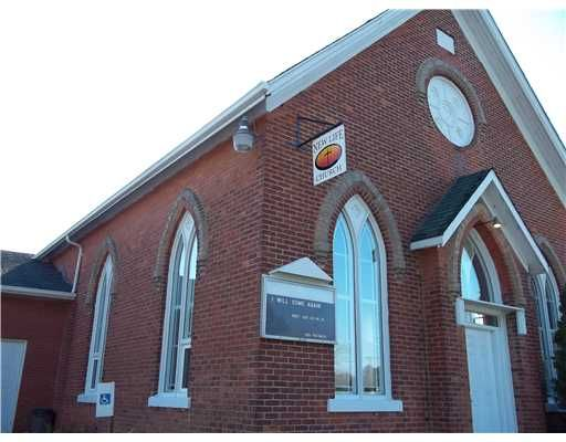 church for sale....conversion???