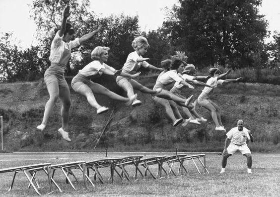 1965 CheerLeader Training Alabama