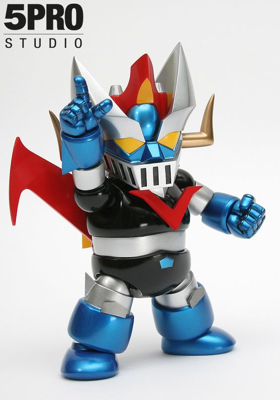 5PRO Studio - Great Mazinger SD