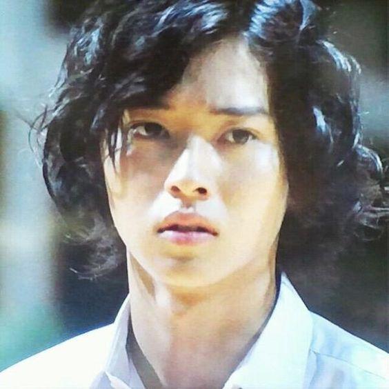 "Kento Yamazaki, J drama ""Kuro no onna kyoushi"", 2012?"