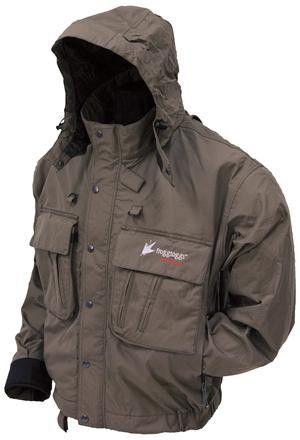 hellbender™ wading & fly jacket, in waterproof breathable, Fishing Gear