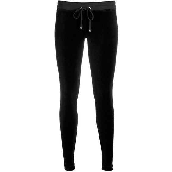 Slim Trouser Sweatpant ($118) ❤ liked on Polyvore