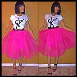 Love the skirt !!