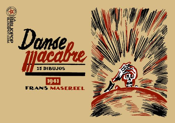 Danse Macabre (Dibujos)  Frans Masereel