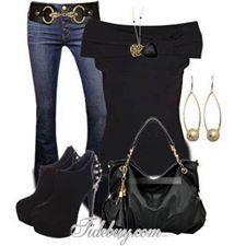 #Black simple y elegante