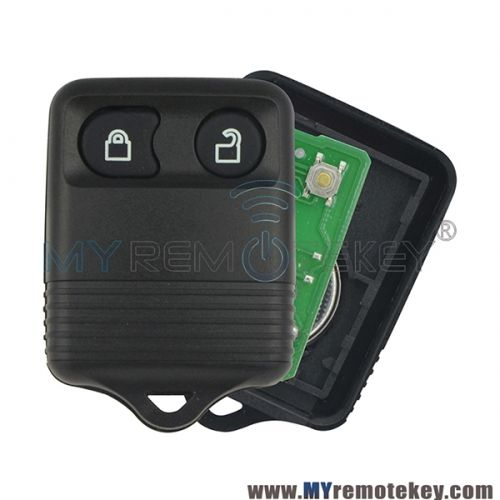 Remote Key Fob For Ford 434mhz Cwtwb1u331 2 Button 2009 Ford Explorer Ford 2010 Ford Explorer
